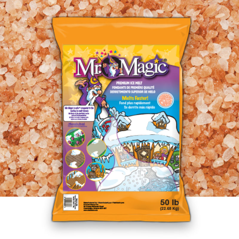 Mr. Magic Premium Ice Melt
