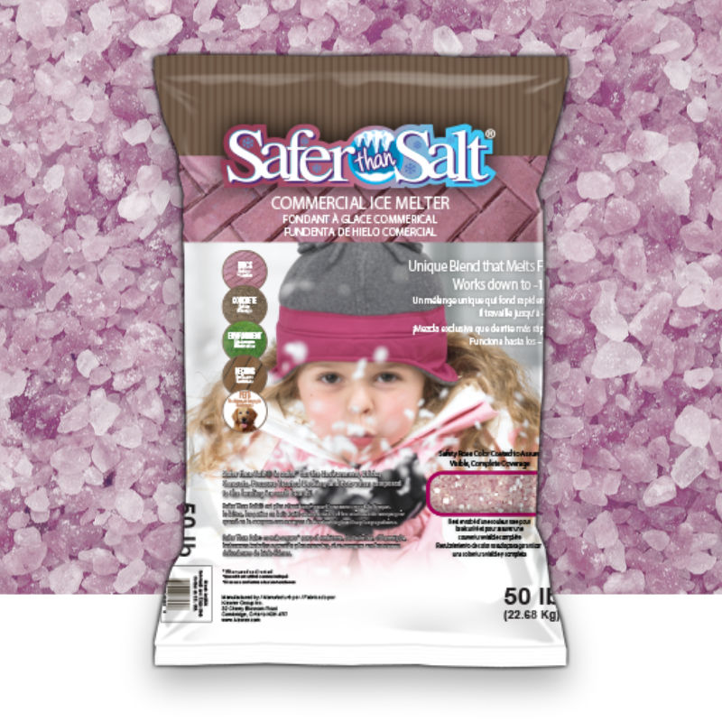 Safer Than Salt® Commercial Ice Melt