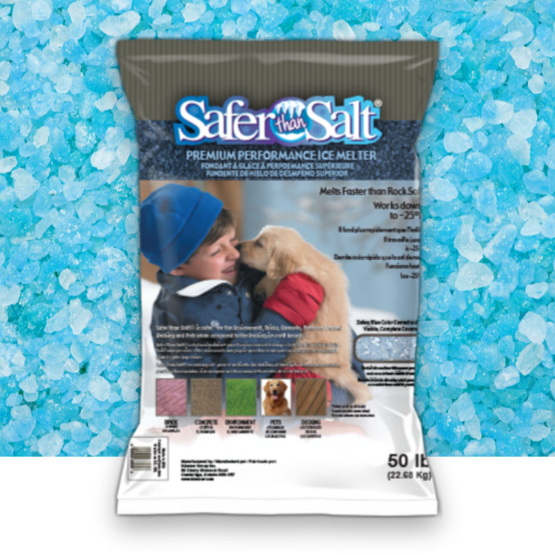 Safer Than Salt® Premium Ice Melt