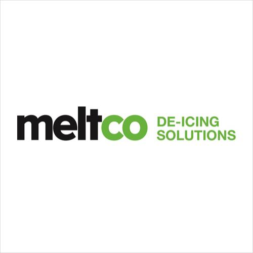 MeltCo Ice Melt & De-Icer Logo