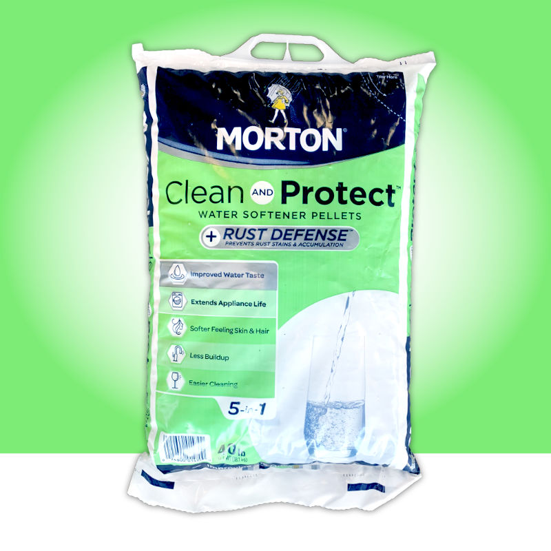Morton Clean and Protect Rust Defense Water Conditioner