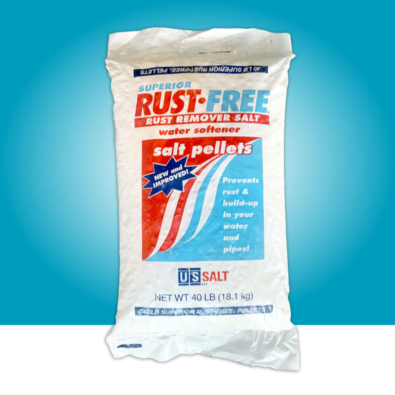 Superior Rust Free Pellets